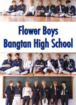 Flower Boys Bangtan High School
